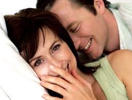 taking blue pill make couple happy
